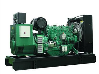 成都全新上柴200kw大型柴油发电机组