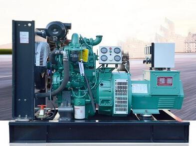 成都全新上柴50kw大型柴油发电机组