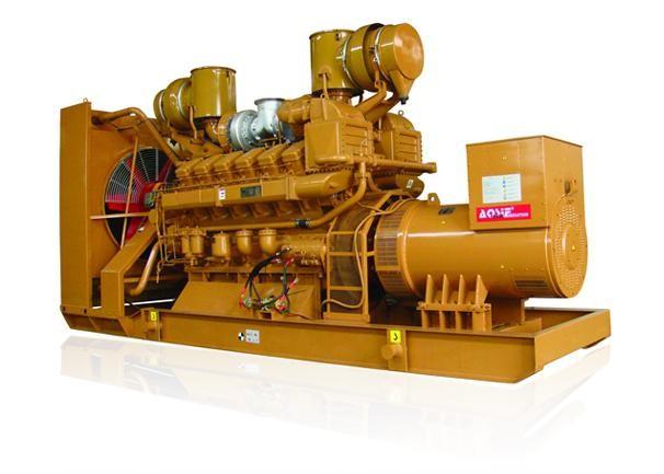 成都济柴190kw系列柴油发电机组