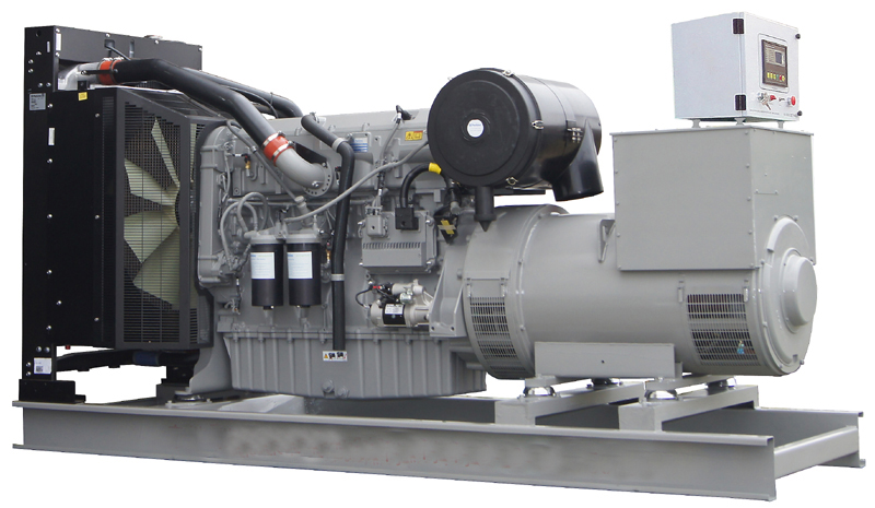 成都帕金斯系列柴油发电机组