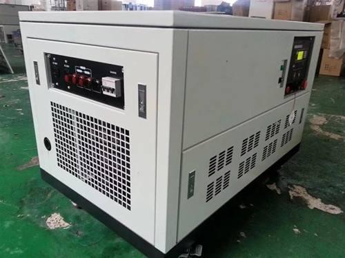 成都锦江县30千瓦静音发电机