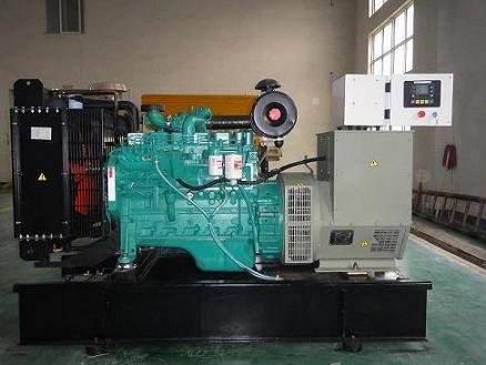 新都440KW柴油发电机
