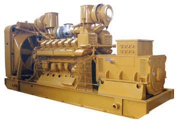 成都应急发电机-700KW-2500KW济柴柴油发电机