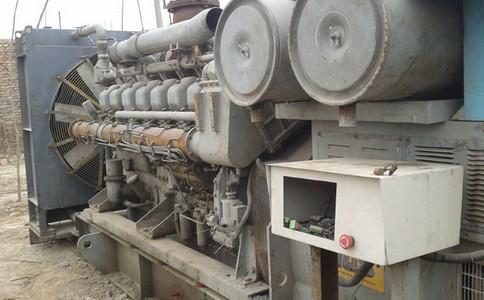 成都二手柴油发电机故障处理措施