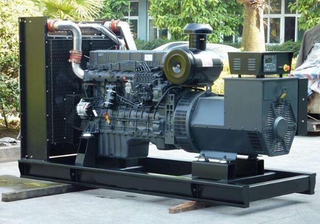 成都彭州本田150kw大型柴油发电机组