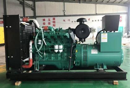成都都江堰二手潍柴150kw大型柴油发电机组