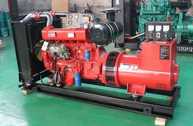 成都彭州本田200kw大型柴油发电机组