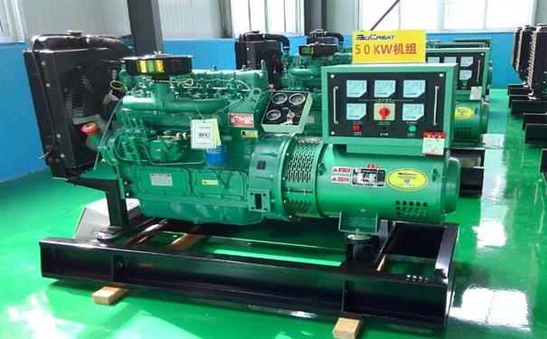 成都彭州本田50kw小型柴油发电机组