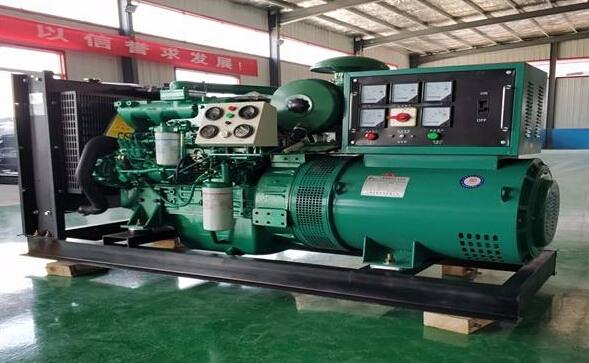成都彭州本田300kw大型柴油发电机组